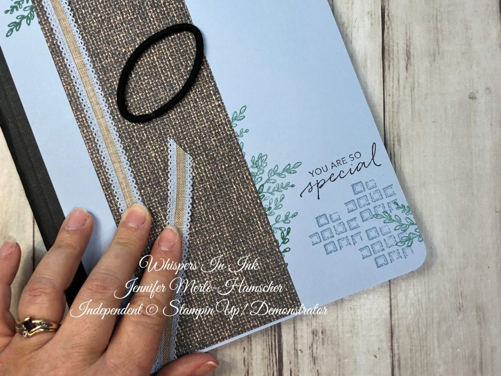 making a journal personal