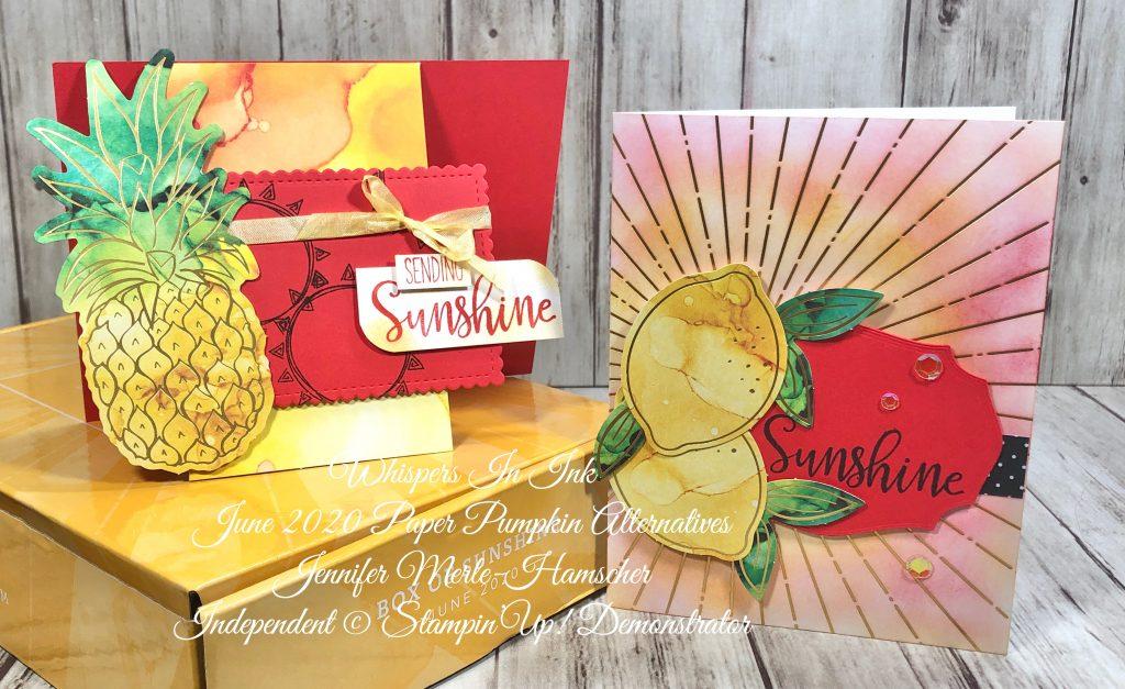 Last of the June 2020 Alternatives, Share Sunshine