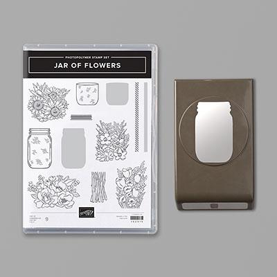 Jar of Flowers Bundle