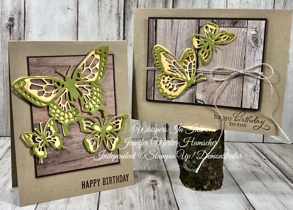 Butterflies in good taste