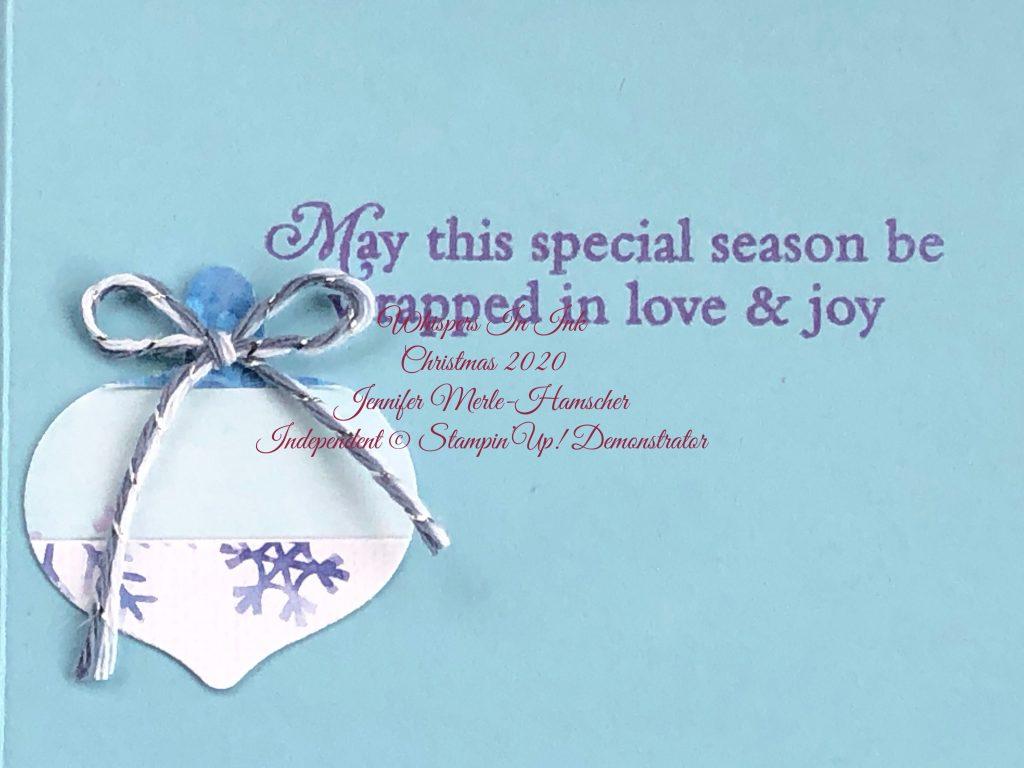 Snowflake Splendor Desinger Paper