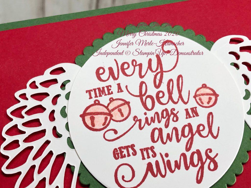 Bell Rings Angel Wings