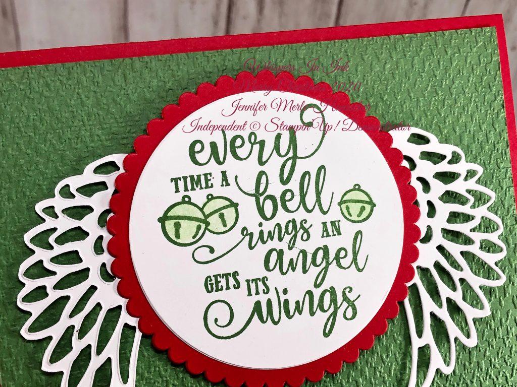 Bells Rings Angel Wings