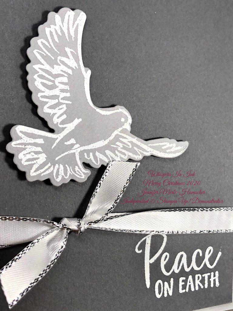 Dove Peace on Earth