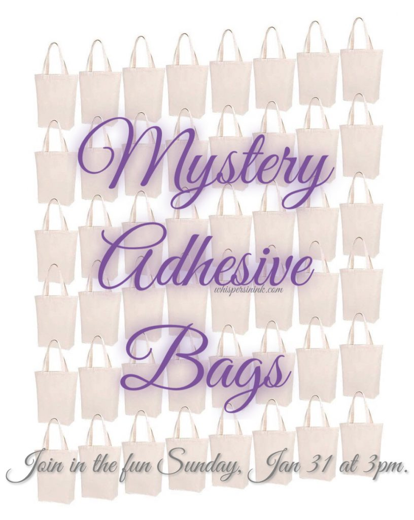 Mystery Adhesive Bags
