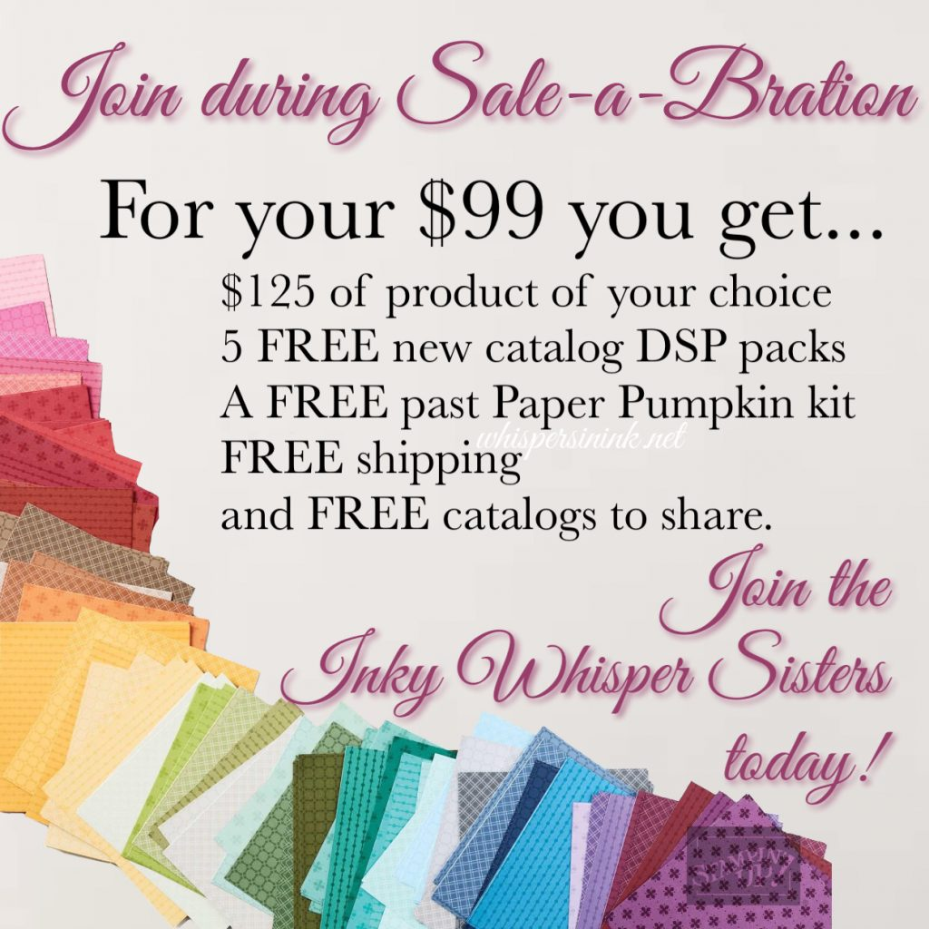 SAle-a-Bration Join Special