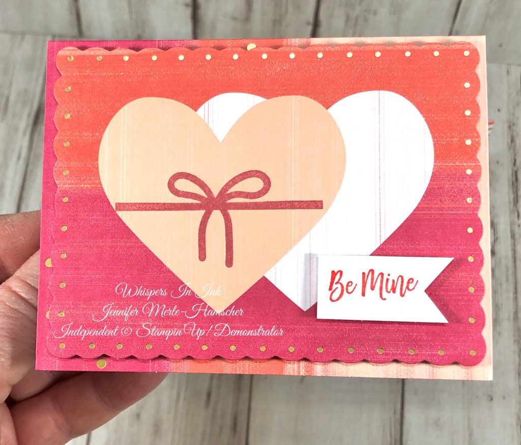 Quick Valentines cards