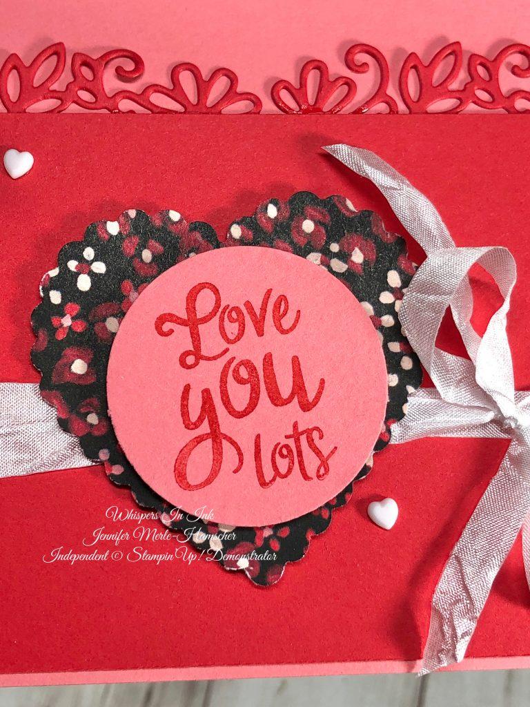 Love You Lots Heart