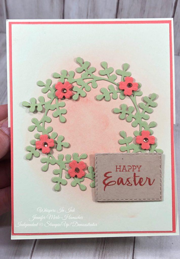 Happy Easter Wreath Builder