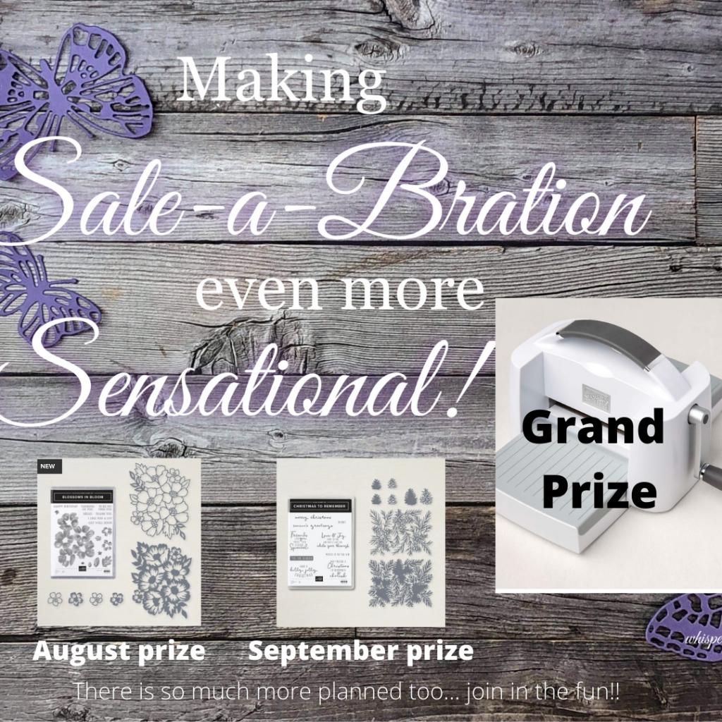 Sale-a-Bration more Sensational